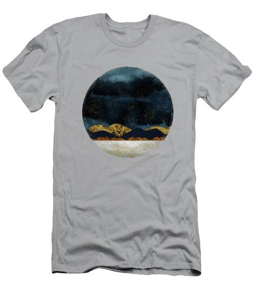 Rain Men's T-Shirt (Slim Fit) by Katherine Smit