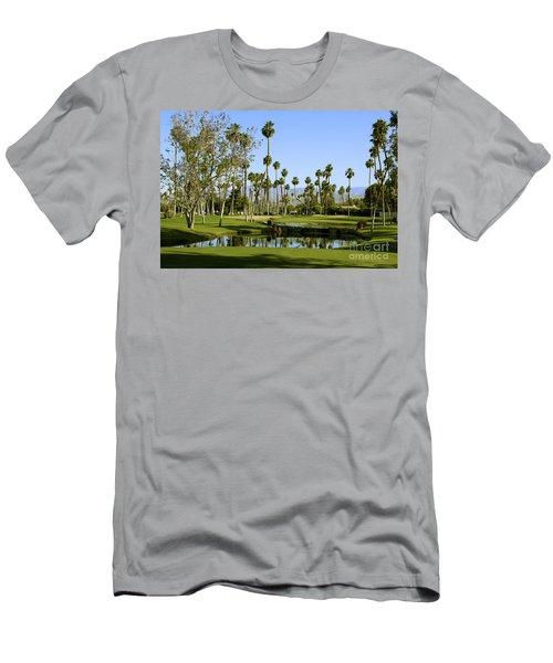 Rancho Mirage Golf Course Men's T-Shirt (Athletic Fit)
