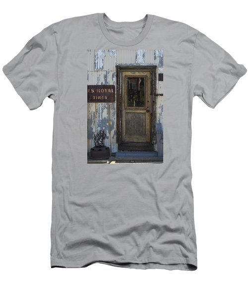 Randsburg Door No. 2 Men's T-Shirt (Athletic Fit)