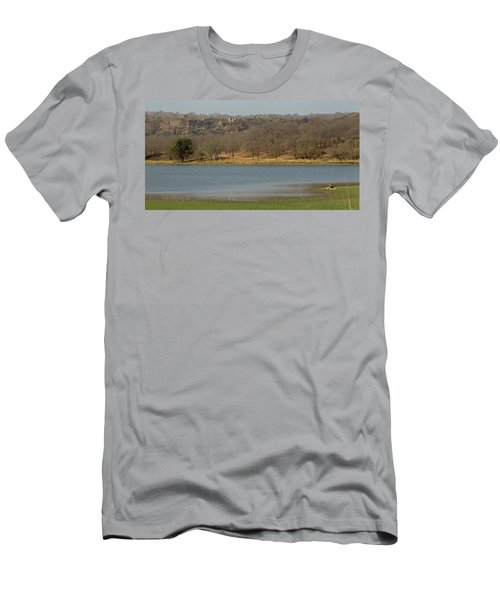 Ranthambore National Park Men's T-Shirt (Athletic Fit)
