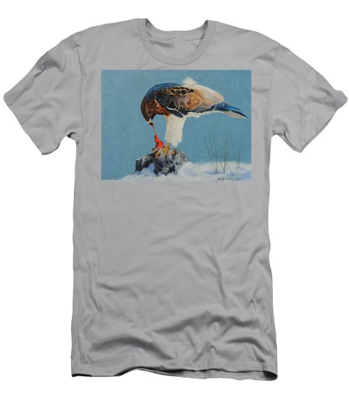 Raptor Men's T-Shirt (Athletic Fit)