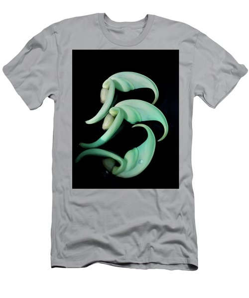 Rare Orchid Petals Men's T-Shirt (Athletic Fit)