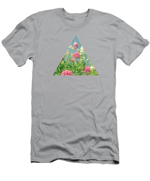 Raspberries And Cream Men's T-Shirt (Athletic Fit)