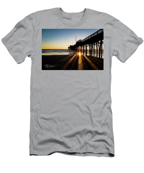 Rays Of Evening Men's T-Shirt (Athletic Fit)