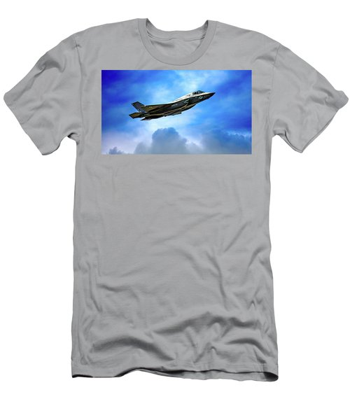 Reach For The Skies Men's T-Shirt (Athletic Fit)