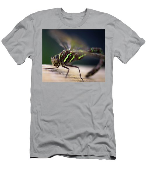 Ready For Takeoff Men's T-Shirt (Slim Fit) by Sherman Perry
