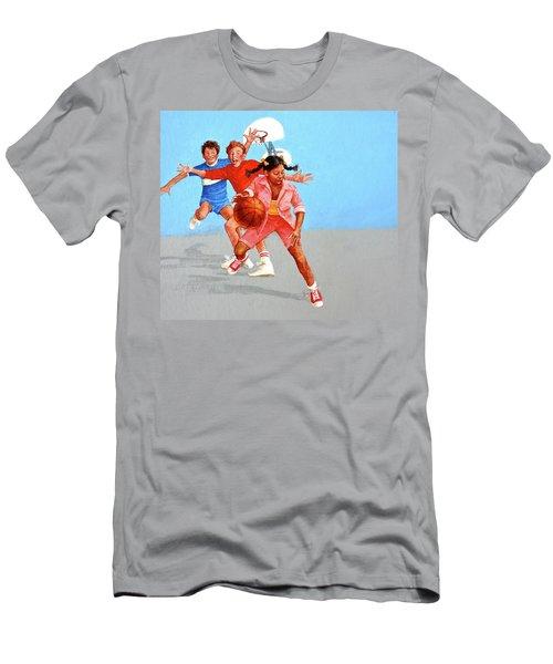 Recess Men's T-Shirt (Athletic Fit)