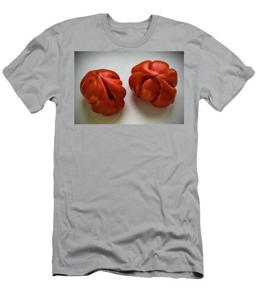 Redtomatoes Men's T-Shirt (Slim Fit) by Vladimir Kholostykh