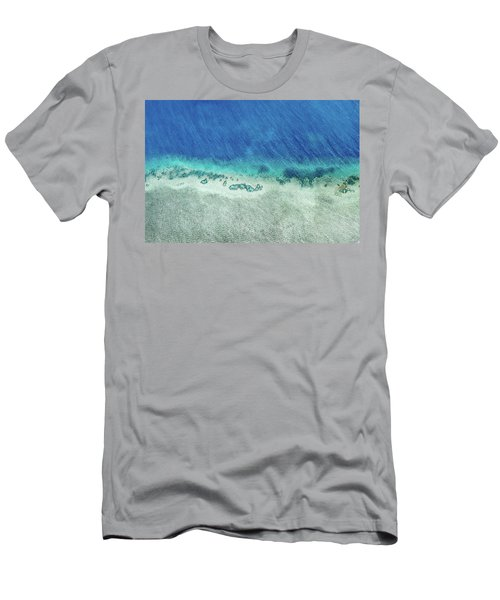 Reef Barrier Men's T-Shirt (Athletic Fit)