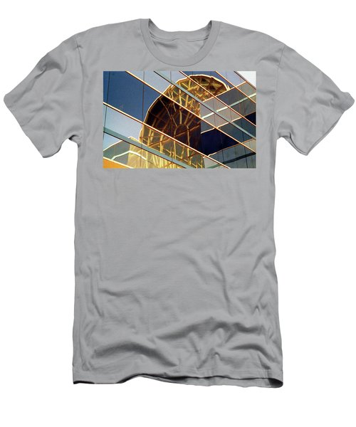 Men's T-Shirt (Athletic Fit) featuring the photograph Reflection by John Schneider