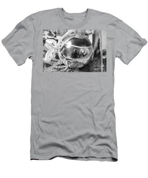 Reflections On A Self Portrait Men's T-Shirt (Athletic Fit)