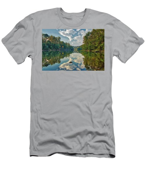 Reflections On The Meramec Men's T-Shirt (Athletic Fit)