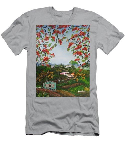 Regresare Men's T-Shirt (Athletic Fit)