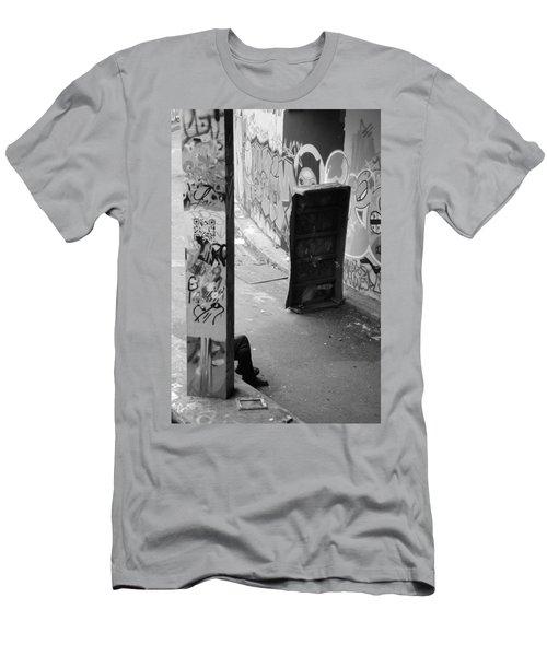 Remnants Men's T-Shirt (Athletic Fit)