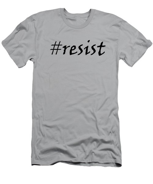 Resist Men's T-Shirt (Athletic Fit)