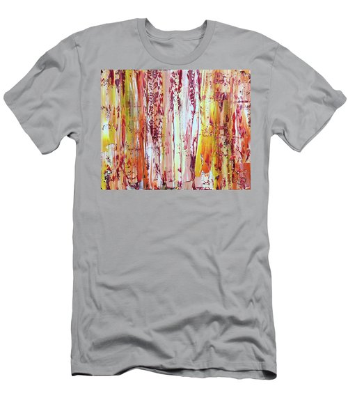 Restless Beauty Men's T-Shirt (Athletic Fit)