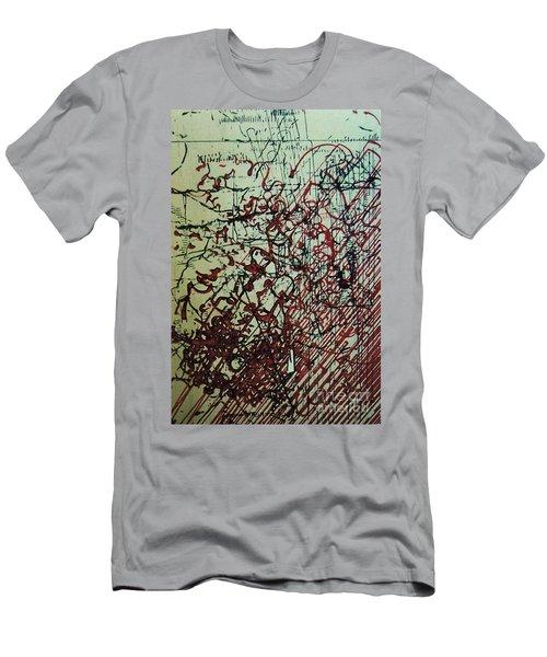 Rfb0204 Men's T-Shirt (Athletic Fit)