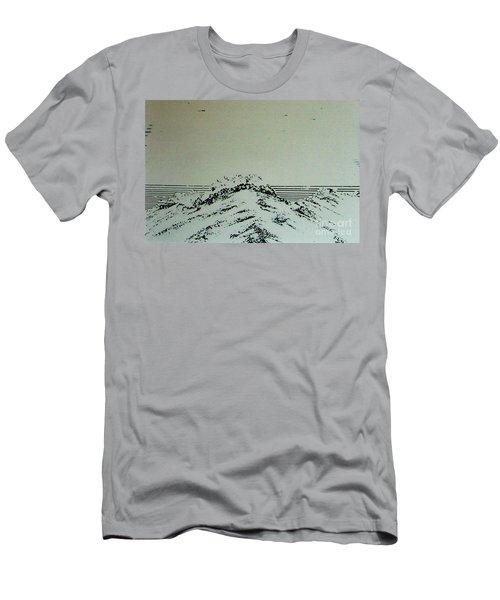 Rfb0207 Men's T-Shirt (Athletic Fit)