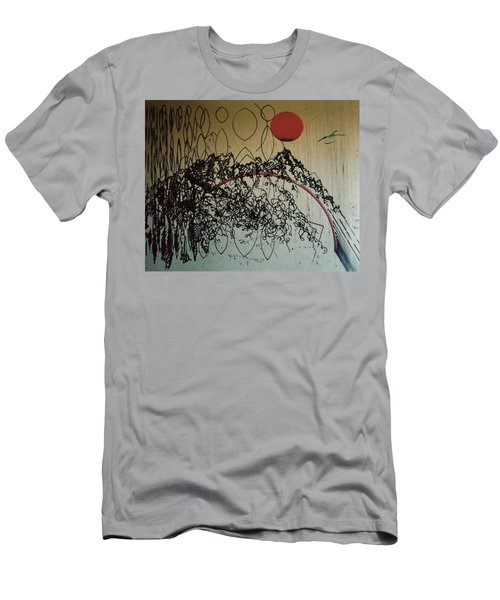 Rfb0208 Men's T-Shirt (Athletic Fit)