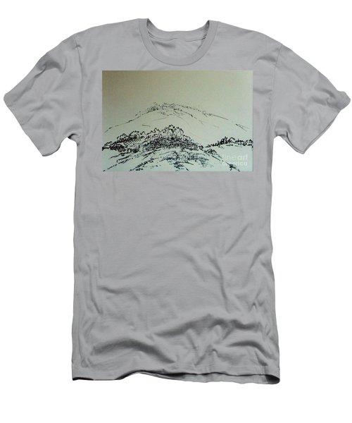 Rfb0211-2 Men's T-Shirt (Athletic Fit)