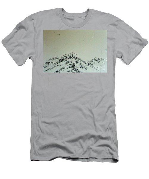 Rfb0212-2 Men's T-Shirt (Athletic Fit)