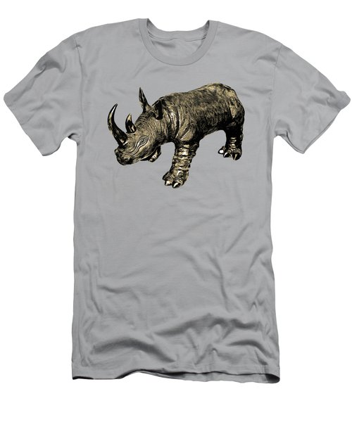 Rhino Men's T-Shirt (Athletic Fit)