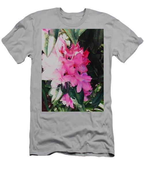 Rhodies Men's T-Shirt (Athletic Fit)