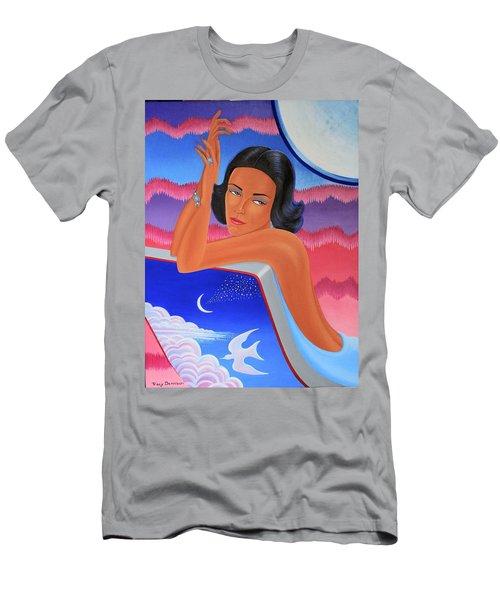 Rhonda Men's T-Shirt (Athletic Fit)