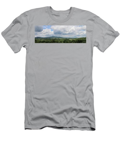 Richford, Vt Pan Men's T-Shirt (Athletic Fit)