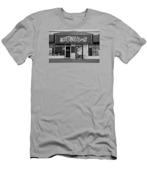 Rick's Cafe East Lansing  Men's T-Shirt (Athletic Fit)