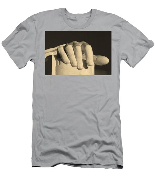 Right Hand Of The Man Men's T-Shirt (Athletic Fit)