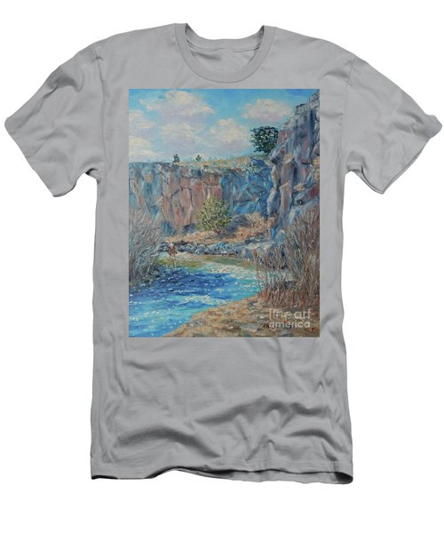 Rio Hondo Men's T-Shirt (Athletic Fit)