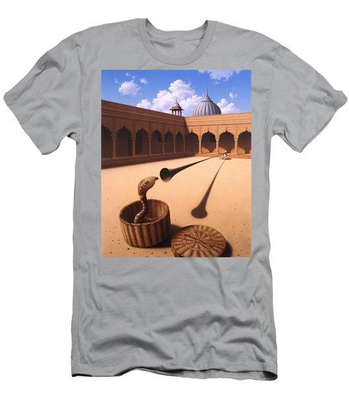 Risk Management Men's T-Shirt (Athletic Fit)