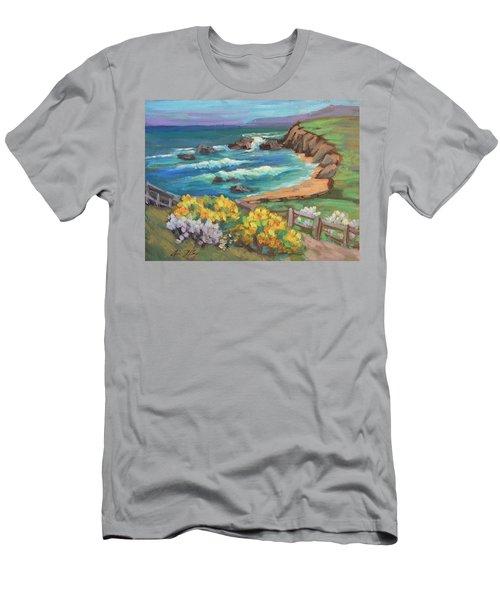 Ritz Carlton At Half Moon Bay Men's T-Shirt (Athletic Fit)