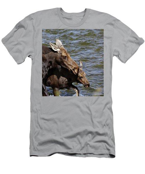 River Crossing Men's T-Shirt (Athletic Fit)