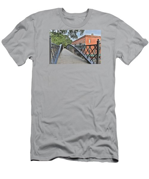 River Street Connection Men's T-Shirt (Athletic Fit)