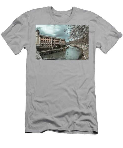 River Tiber Men's T-Shirt (Athletic Fit)