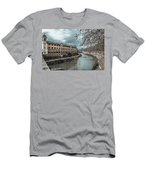 River Tiber Men's T-Shirt (Athletic Fit)