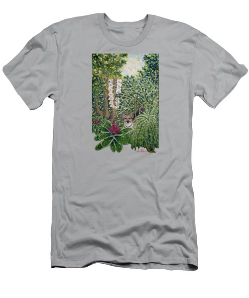 Rocke's Garden Clothing Men's T-Shirt (Slim Fit) by Jim Rehlin