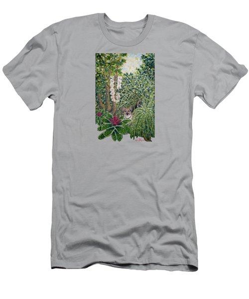 Rocke's Garden Clothing Men's T-Shirt (Athletic Fit)