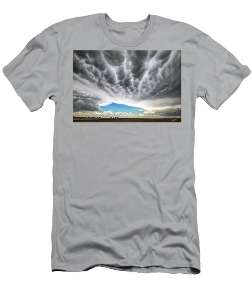 Rolling Sky Men's T-Shirt (Athletic Fit)