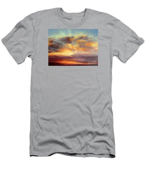 Romance Men's T-Shirt (Slim Fit) by Valerie Travers