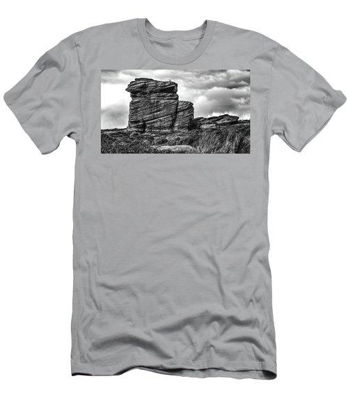 Rook Rock Men's T-Shirt (Athletic Fit)