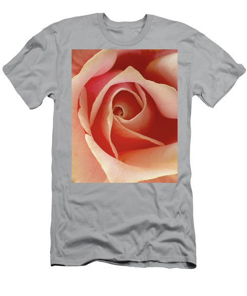 Rose Men's T-Shirt (Slim Fit) by Art Shimamura