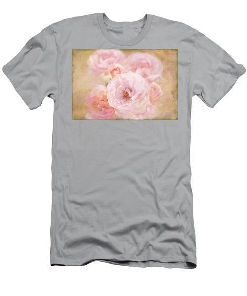 Rose Garden 1 Men's T-Shirt (Athletic Fit)