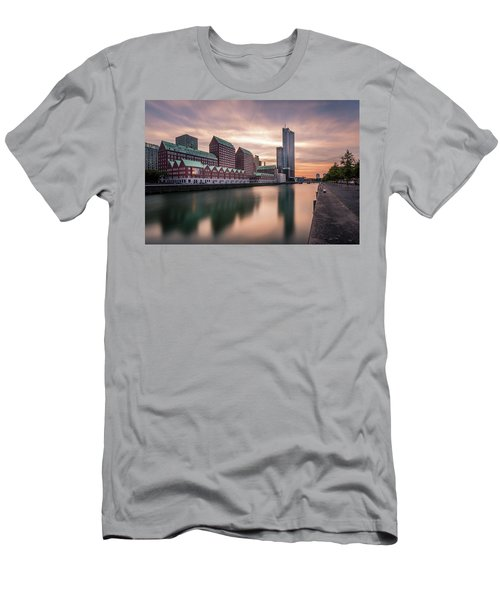 Rotterdam Spoorweghaven Men's T-Shirt (Athletic Fit)