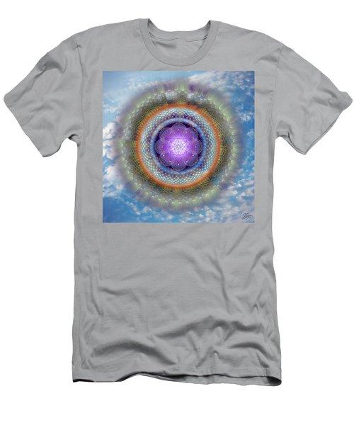 Sacred Geometry 716 Men's T-Shirt (Athletic Fit)