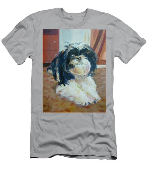Sadie Men's T-Shirt (Slim Fit) by Bryan Bustard