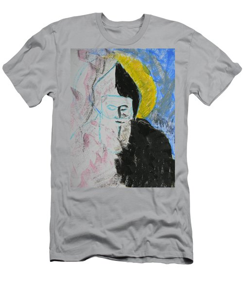 Saint Charbel Men's T-Shirt (Athletic Fit)