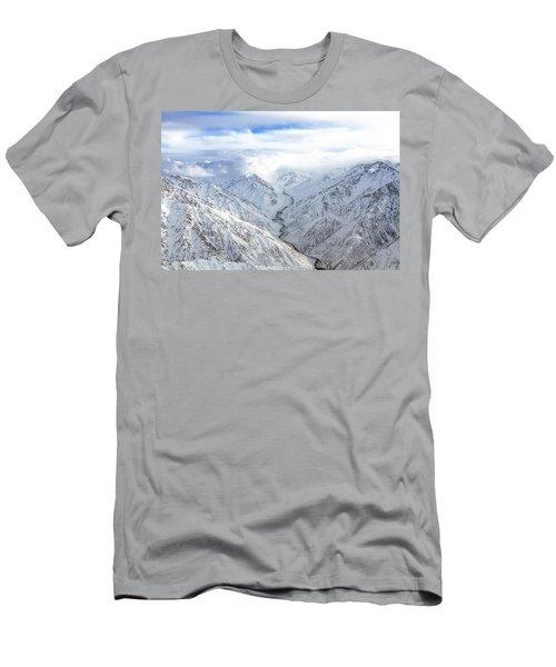 Salang Pass Men's T-Shirt (Athletic Fit)